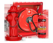 Gaśnice i hydranty
